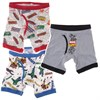 Marvel Comic Three-Pack Boxer Briefs for Boys