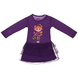 Lalaloopsy Purple Halloween Nightgown for Girls plus size,  plus size fashion plus size appare