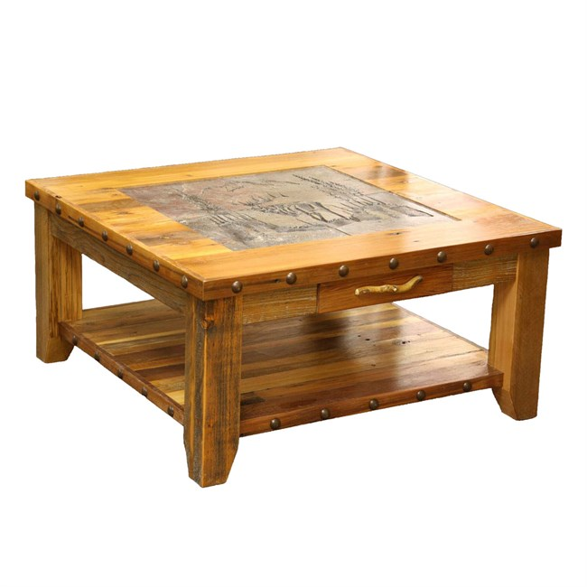 Rustic Coffee Table Shopping