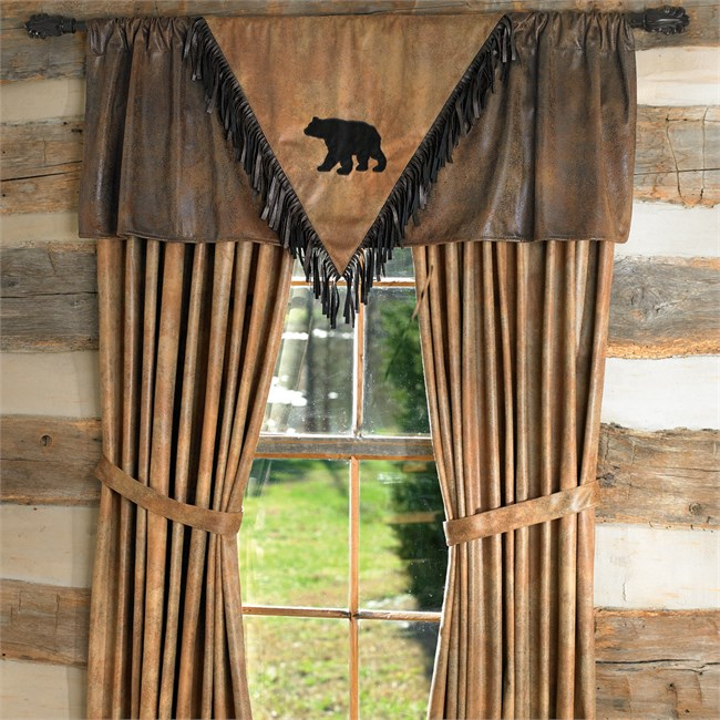 Database error for Log cabin window treatments