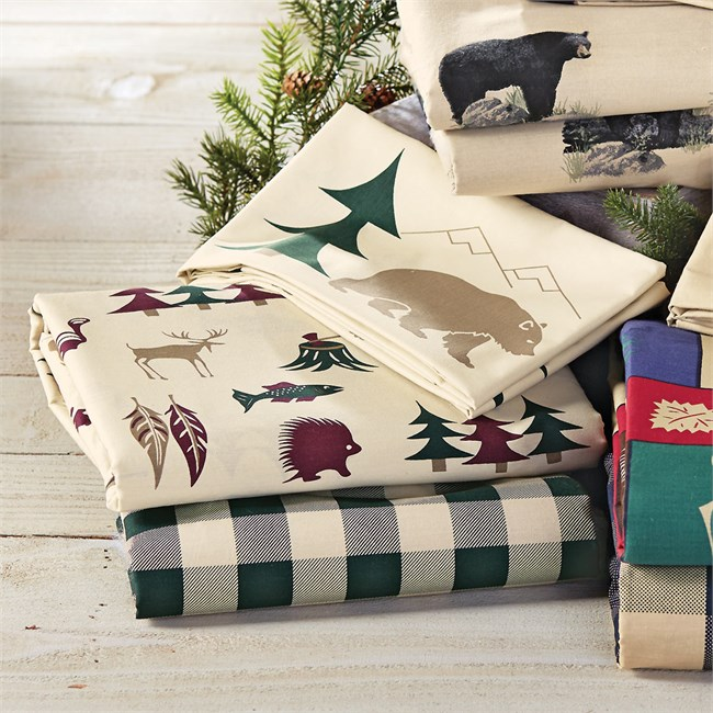 Northern Exposure Sheet Set - Full