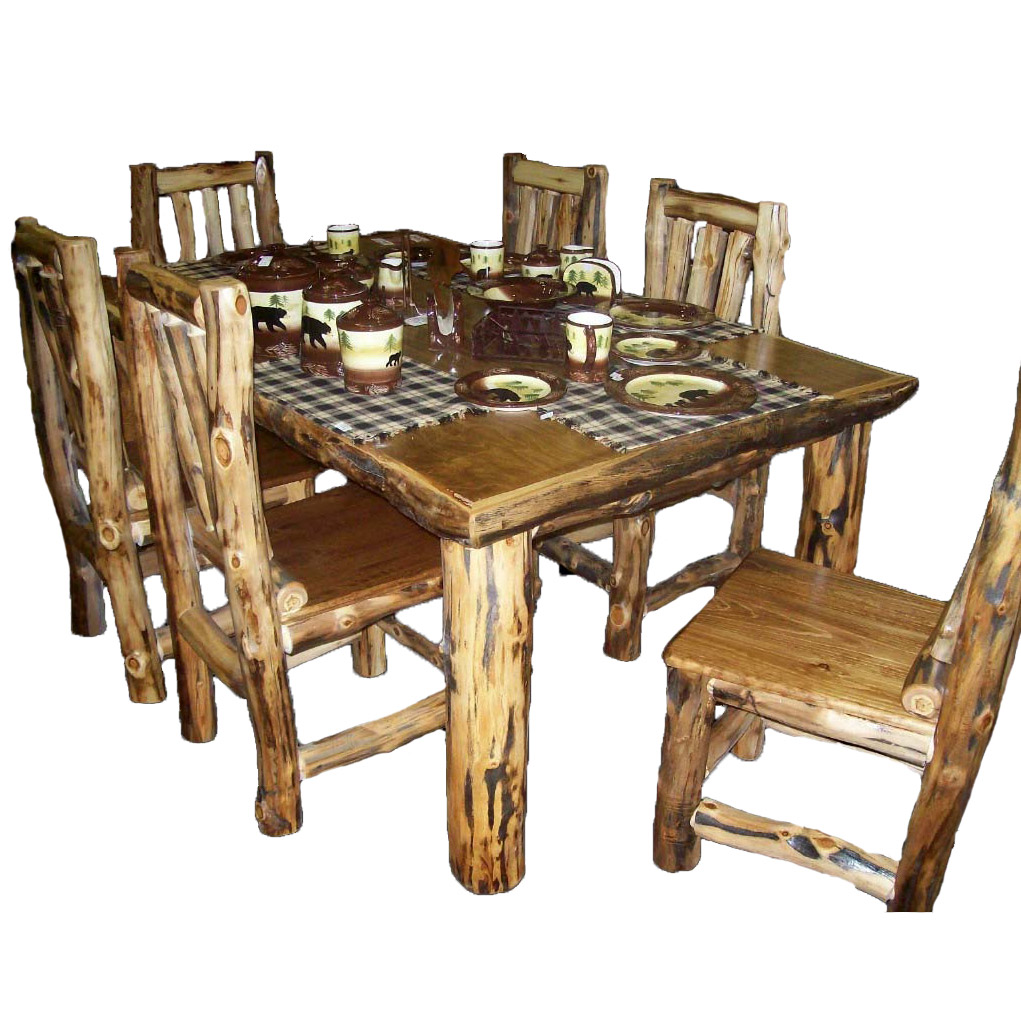 Black Forest Decor Aspen dining table - 42 x 84