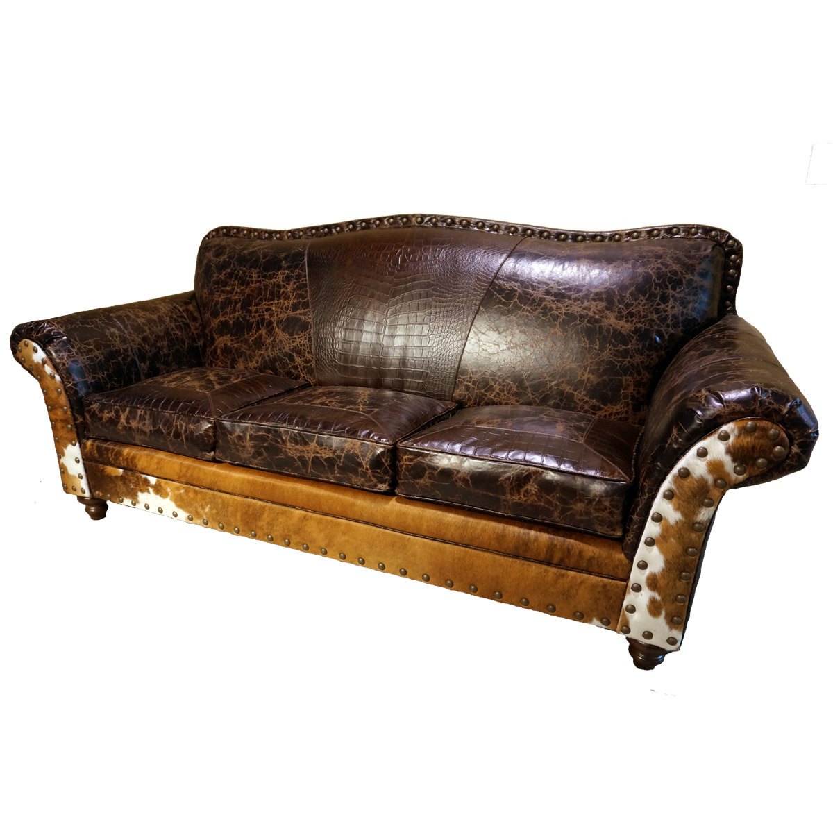 Black Forest Decor Cabin fever sofa