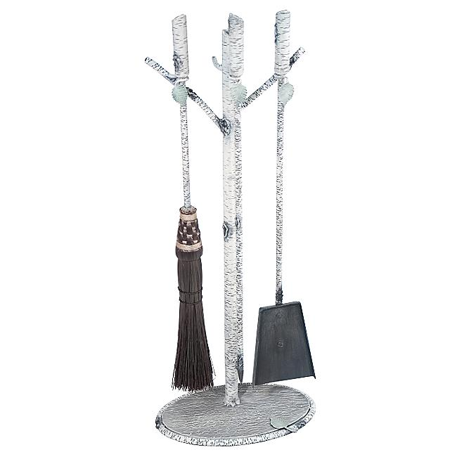 Black Forest Decor Whisper creek fire tool set - 4 piece
