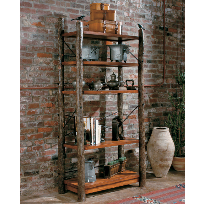 Black Forest Decor Black forest open bookcase