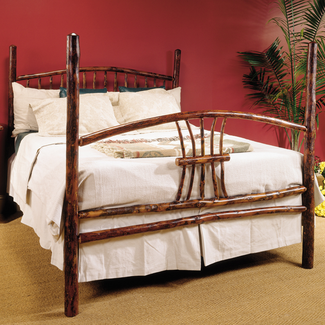 Black Forest Decor Black forest indiana wheat bed - queen
