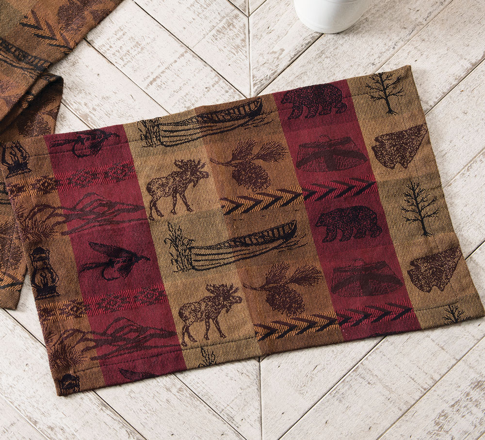 Black Forest Decor High country placemat