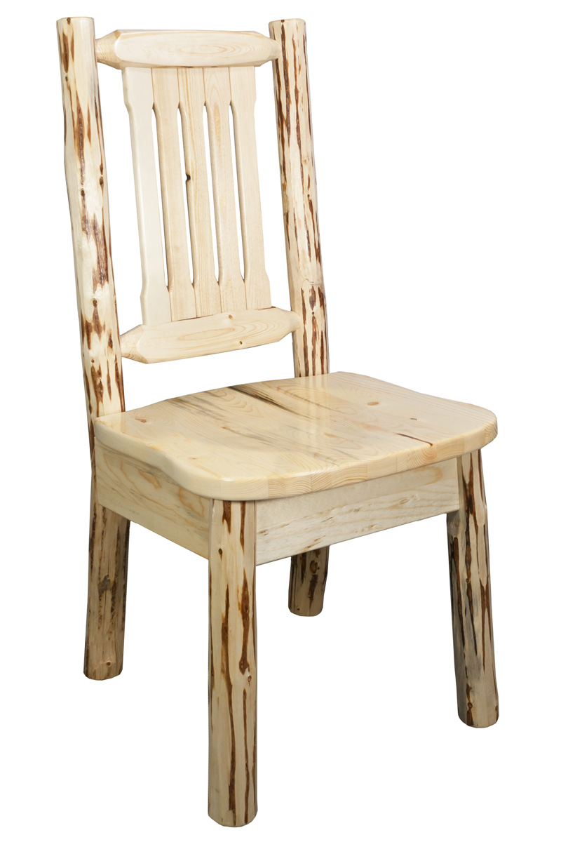 Black Forest Decor Montana dining chair - lacquered