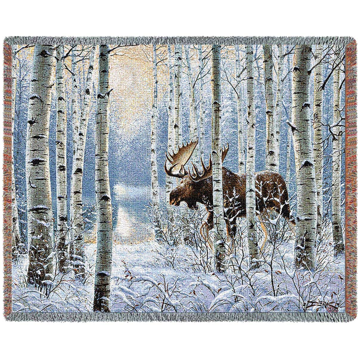 Black Forest Decor On the move blanket