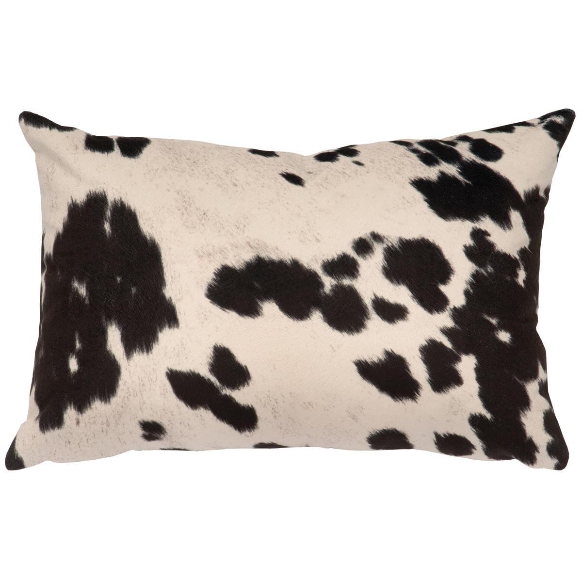 Black Forest Decor Udder domino rectangle pillow