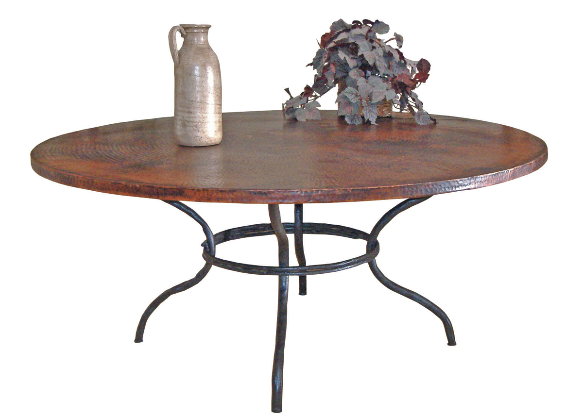 Black Forest Decor Woodland dining table - 72 inch