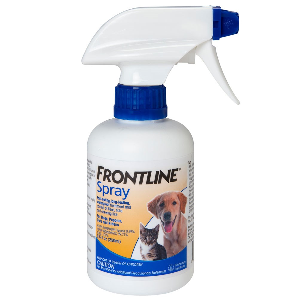 Frontline Spray For Dogs And Cats