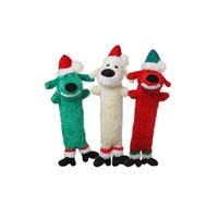 12andquot; christmas loofa - beige on lovemypets.com
