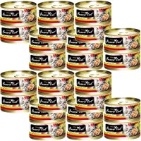 Fussie Cat Tuna with Ocean Fish Formula in Aspic (24x2.8 oz)