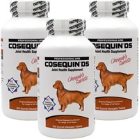 3-PACK Cosequin DS 250 CHEWABLES (750 COUNT)