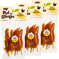 Dog Suppliesdog Treats & Chewsbones And Rawhide Chewspet N Shape Chik N Skewers