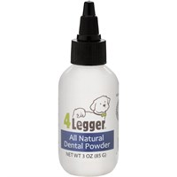 4-Legger All Natural Dental Powder (3 oz)