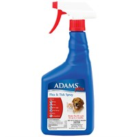 Adams Plus Flea & Tick Spray (32 Oz)