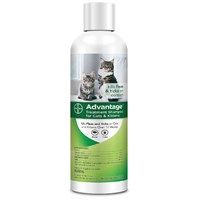 Advantage Treatment Shampoo for Cats (8 oz)