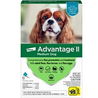 Dog Suppliesflea & Tick Suppliestopicalsadvantage Ii For Dogs