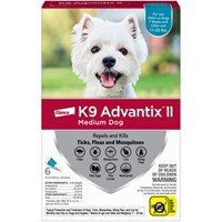 advantixiiteal6 Kill Fleas The Advantix Way