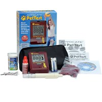 Advocate PetTest Blood Glucose Monitoring Kit