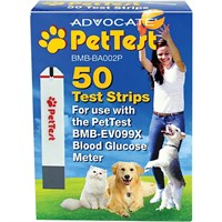 Advocate® PetTest Strip (Box 50 count)