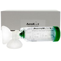 AeroKat® Feline Aerosol Chamber - Small/Medium