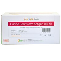 Anigen Canine Heartworm Antigen Test Kit (10 Tests)