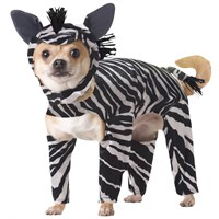 Dog Suppliesappareldog Costumesanimal Planet Zebra Dog Costume