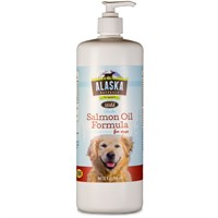 Dog Suppliesskin & Coatfish Oil & Omega Supplementsalaska Naturals Wild Alaska Salmon Oil