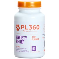 PetLabs360 Anxiety Relief (60 Tabs)