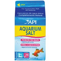 api aquarium salt (16 oz) on lovemypets.com