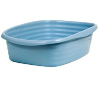 Arm & Hammer Litter Pan Wave Pearl Ash Blue - Small
