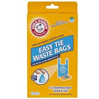 Dog Suppliescleaning & Sanitationwaste Disposal & Poop Bagsarm And Hammer Waste Bags
