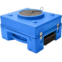 B-Air Variable Speed Air Scrubber - Blue