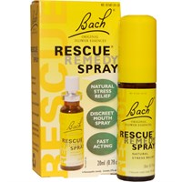 Bach Rescue Remedy - Natural Stress Reliever Spray (20 mL)