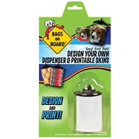 Bags on Board Design Your Own Dispenser & Printable Skins