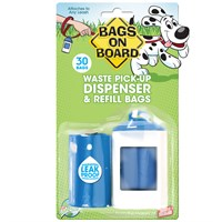Dog Suppliescleaning & Sanitationwaste Disposal & Poop Bagsbags On Board