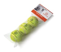 Ballistic Dog Dental Ball HDs (3 Pack)