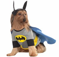 Batman Dog Costume - Small