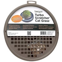 Bergan Turbo Scratcher & Star Chaser Cat Grass