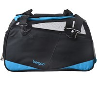 "Bergan Voyager Pet Carrier - Medium/Large Black (13"" x 19"" x 10"")"