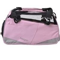 "Bergan Voyager Pet Carrier - Medium/Large Pink (13"" x 19"" x 10"")"