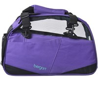 "Bergan Voyager Pet Carrier - Medium/Large Purple (13"" x 19"" x 10"")"