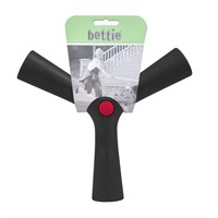 Bettie Fetch Toy Barkin Black (black) - Small Picture