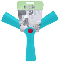 bettiebluelg Bettie Fetch Toy Tail Waggin Teal (BLUE)   LARGE