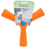 Bettie Fetch Toy Slobber and Spice (ORANGE) - LARGE