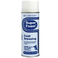 Bio-Groom Super Foam Coat Dressing (16 fl oz)