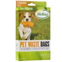 BioBag Dog Waste Bags (50 ct)